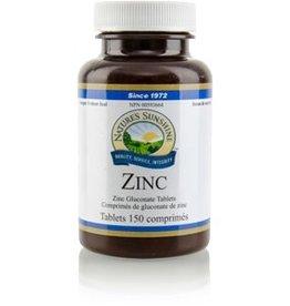 Nature's Sunshine Nature'S Sunshine - Suppléments, Zinc (150comps)