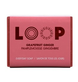 Loop Loop - Savon Écologique, Pamplemousse et Gingembre (100g)