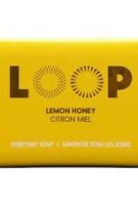Loop Loop - Savon Écologique, Miel et Citron (100g)