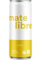 Mate Libre Mate Libre - Boisson au Yerba Maté, Fruit de la Passion (250ml)