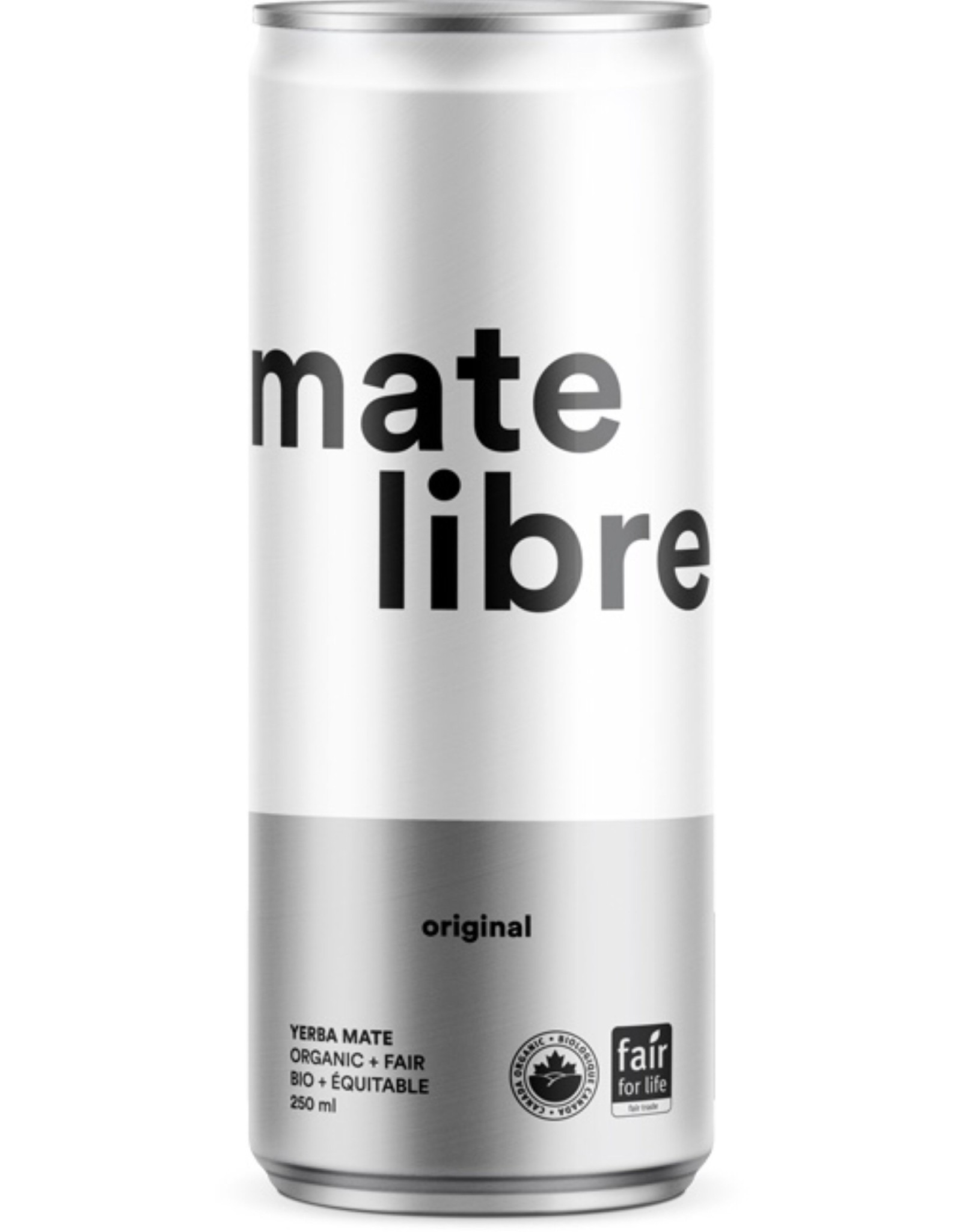 Mate Libre Mate Libre - Boisson de Yerba Maté, Originale (250ml)