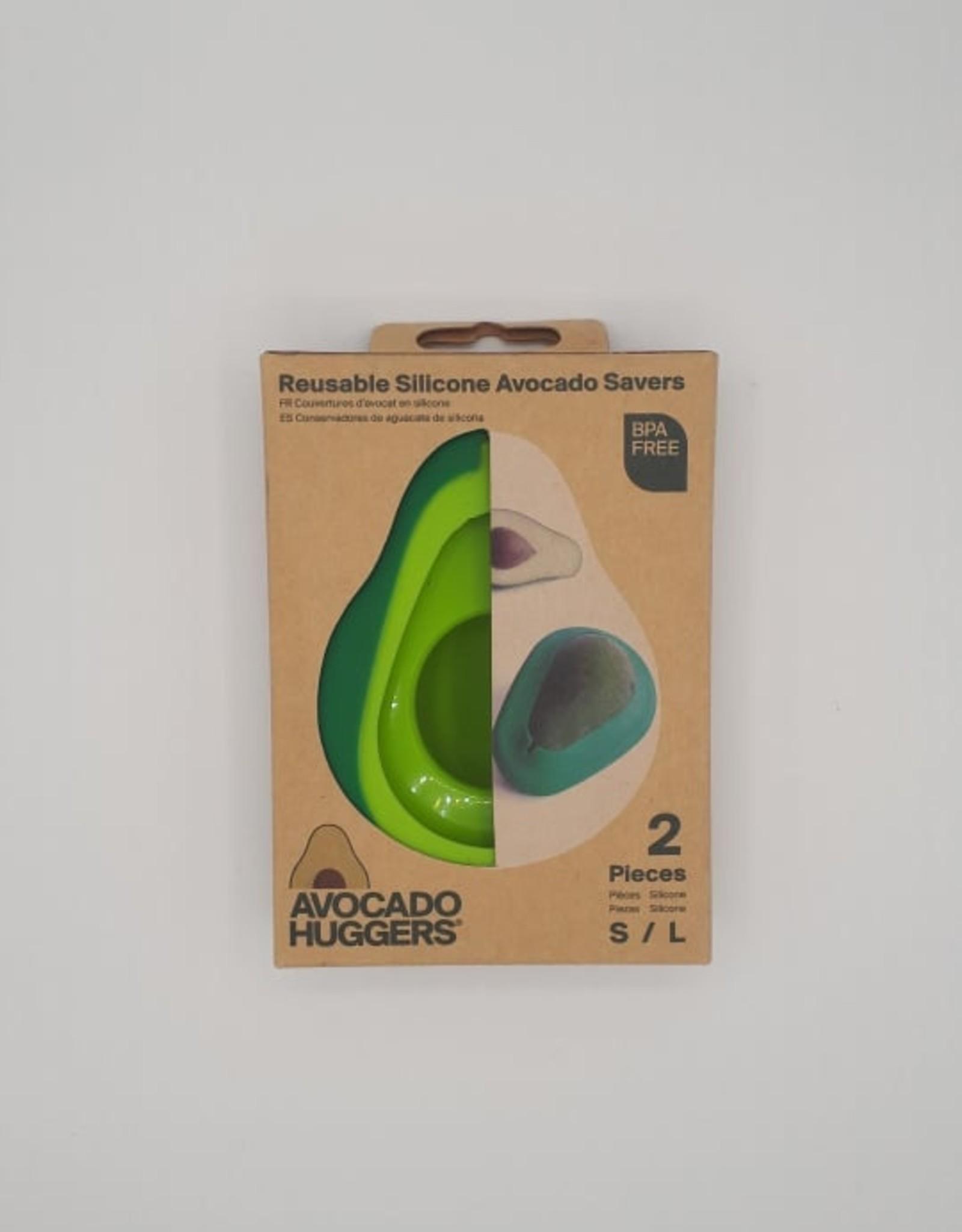 Food Huggers Food Huggers - Emballage à Fruit et Légumes, Avocat (2pc)