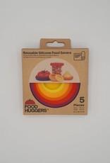 Food Huggers Food Huggers - Emballage à Fruit et Légumes (5pc)