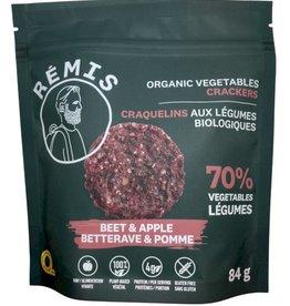 Rémis Rémis - Bouchées de Légumes Crus, Betterave Pomme (84g)