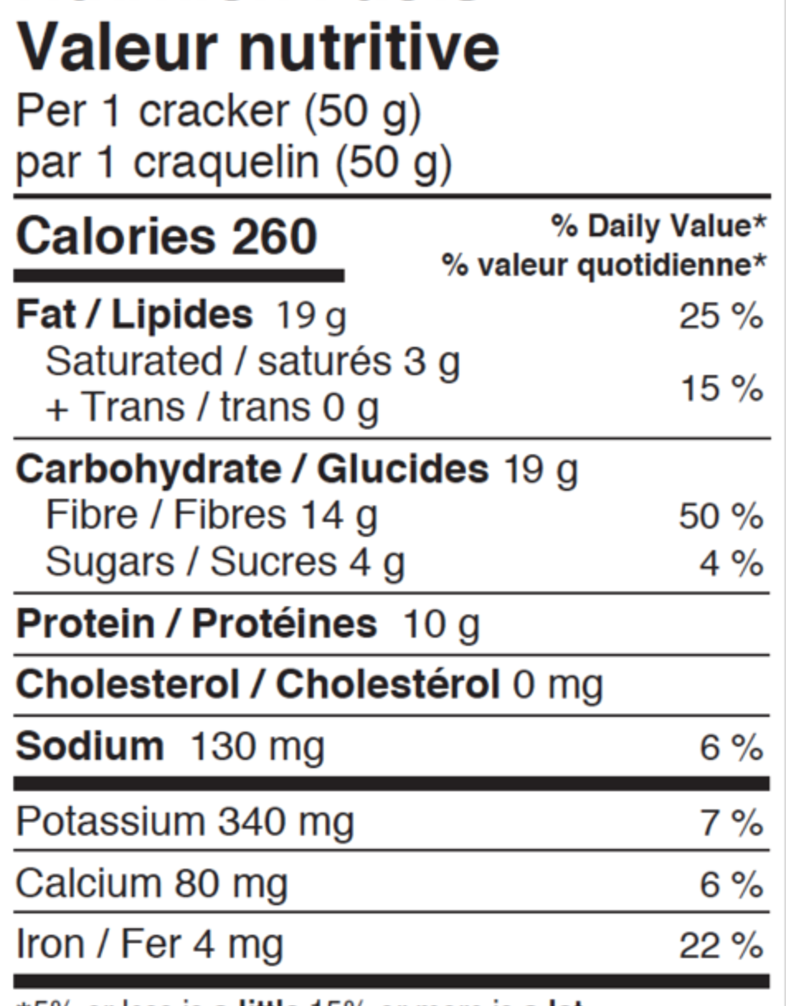 KZ Clean Eating Kz Clean Eating - Craquelins, Pomme & Cannelle (200g)