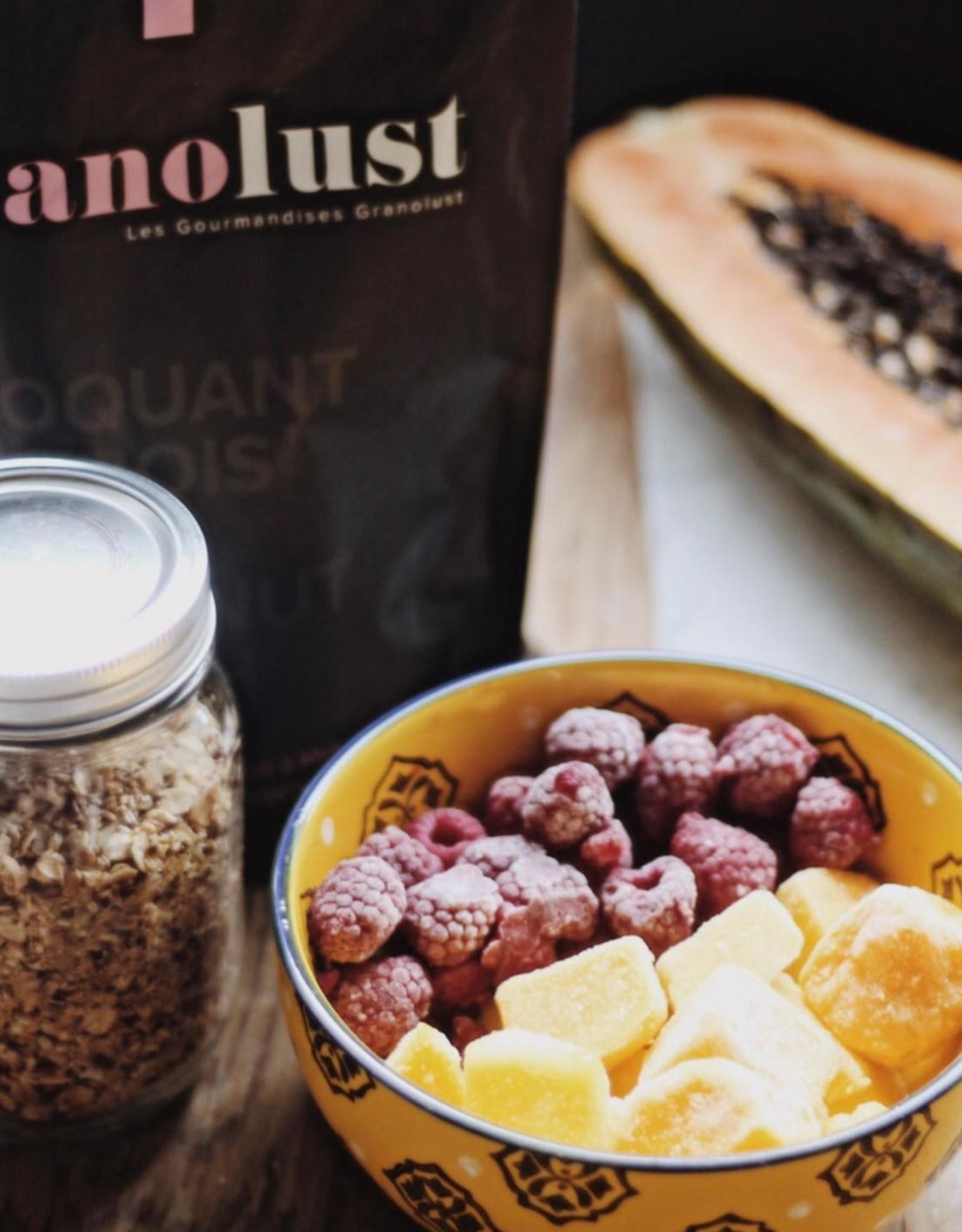 Granolust Granolust - Granola, Triple Noix (300g)
