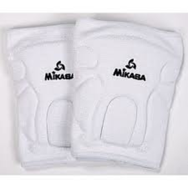 Antimicroial Kneepads - White