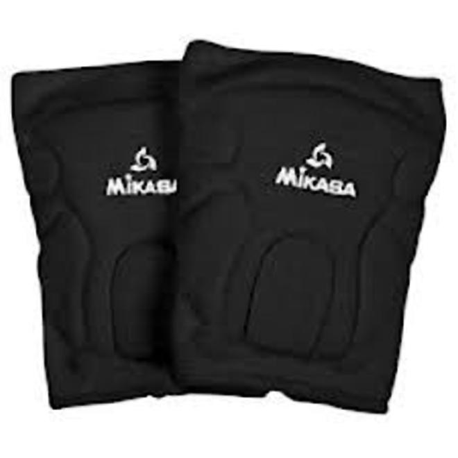 Mikasa Antimicrobial Kneepads  - Black