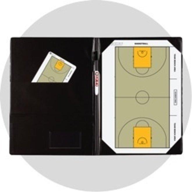 Pro Coaching Folder - Basketball