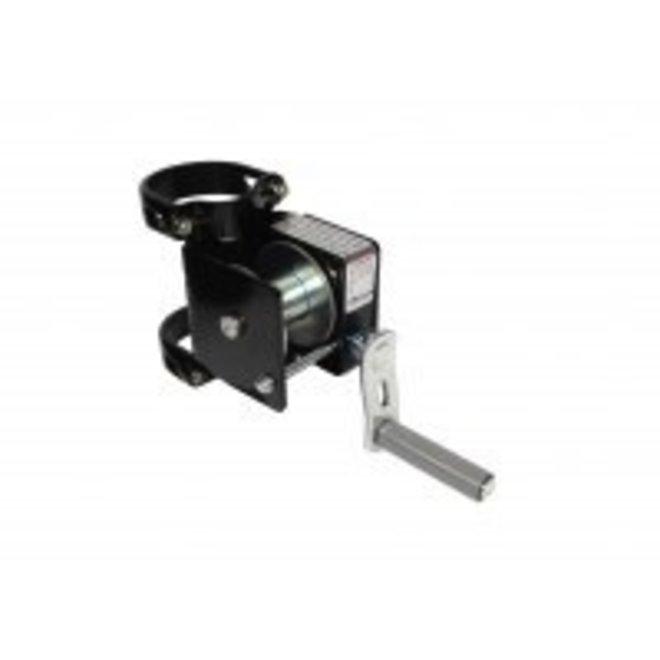 Heavy Duty Net Ratchet & Crank Handle CO8 or SV15, Black
