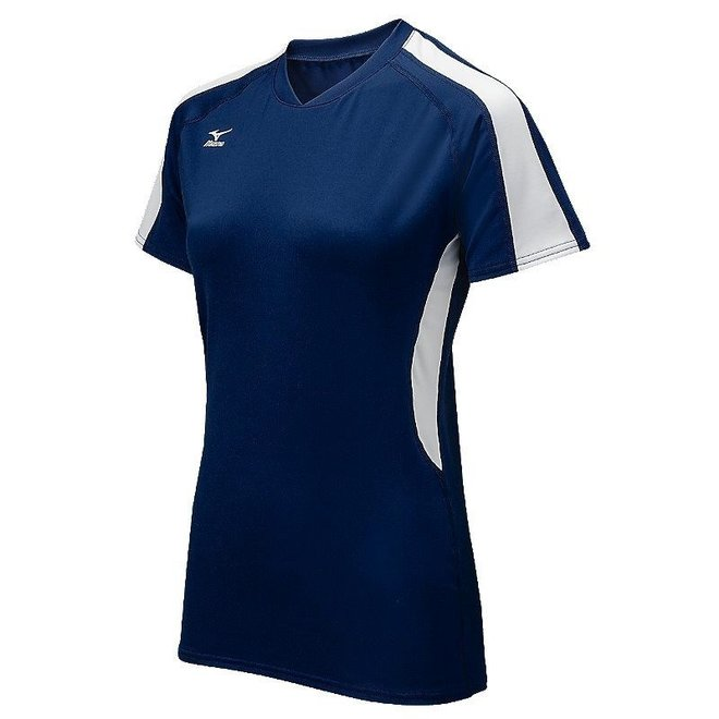 Techno Volley IV Short Sleeve Jersey