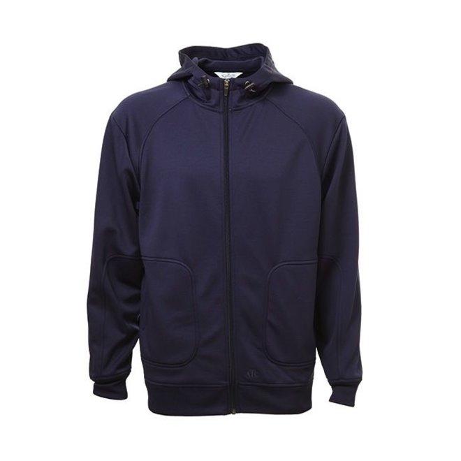 Ptech Fleece Hooded Full Zip Jacket