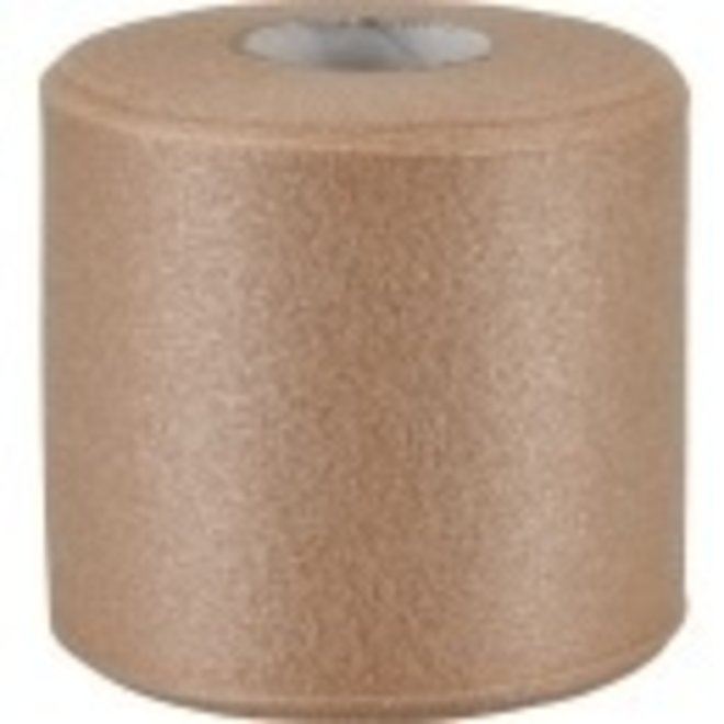 """Pro Wrap Underwrap Tape - Beige, 2 1/2"""" wide (Individual Roll)"""