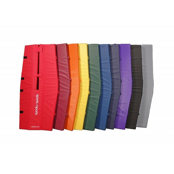 Tapered Safety Pads (available in 10 colors)