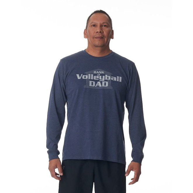 JV Bank of Dad L/S Tee