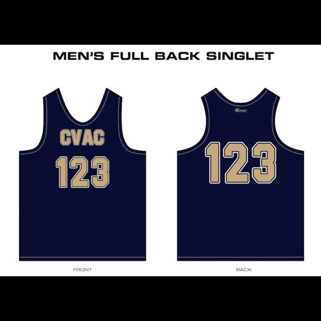 Custom Track Singlets - Men's