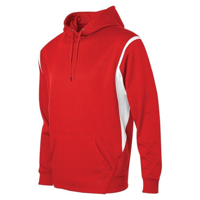 PTech Fleece VarCITY Hooded Sweatshirt - Adult Sizes