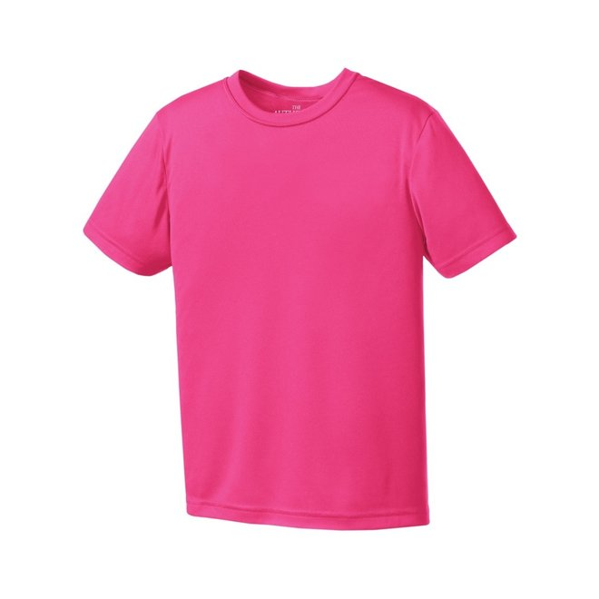 Youth Pro Team Short Sleeve Tee Bright Colors