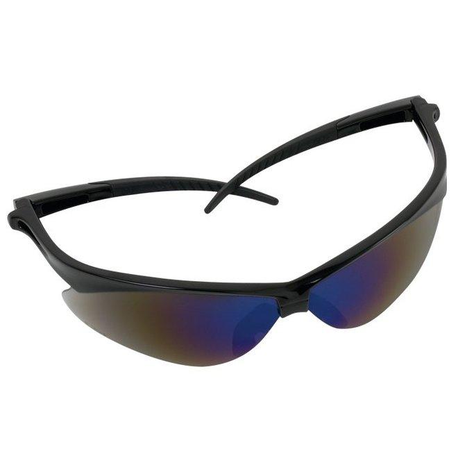 Bouton Anser Blue Mirror Sunglasses
