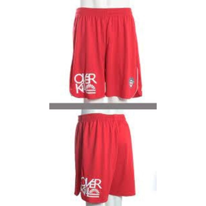 Overkill Stretch Logo Shorts
