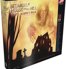 Betrayal at the House on the Hill: Widow's Walk