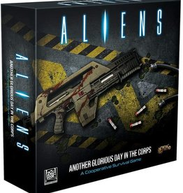 Gale Force Nine Aliens: Another Glorious Day in the Corps!