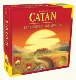 Catan Studio Catan (5th Edition) 25th Anniversary Edition