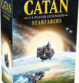 Catan Studio Catan: Starfarers 5-6 Player Extension