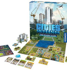 Kosmos Cities: Skylines The Board Game