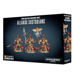 Games Workshop Warhammer 40,000: Allarus Custodians