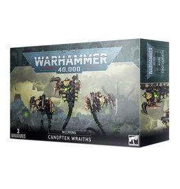 Games Workshop Warhammer 40,000: Canoptek Wraiths