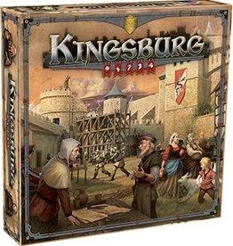 Z-Man Games Kingsburg (New Edition)