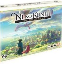 Ni No Kuni II - The Board Game