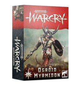 Games Workshop Warcry: Ogroid Myrmidon