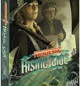 Z-Man Games Pandemic: Rising Tide