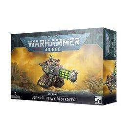 Games Workshop Warhammer 40,000: Lokhust Heavy Destroyer