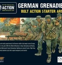 Warlard Games Bolt Action: German: German Grenadiers Starter Army