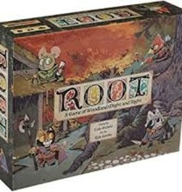 Leader Games ROOT: A Game of Woodland Might and Right