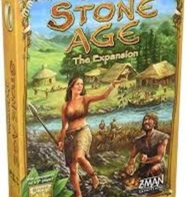 Z-Man Games Stone Age: The Expansion
