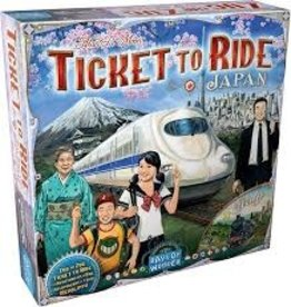 Ticket To Ride: Japan/ Italy Map #7