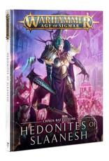 Games Workshop Battletome: Hedonites of Slaanesh (2021)