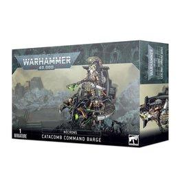 Games Workshop Warhammer 40,000: Necrons: Catacomb Command Barge/ Annihilation Barge
