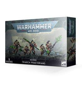 Games Workshop Warhammer 40,000: Necrons: Triarch Praetorians / Lychguard