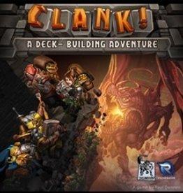 Renegade Games Studio Clank! A Deck-Building Adventure