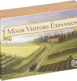 Greater Than Games Viticulture: Moor Visitors Expansion
