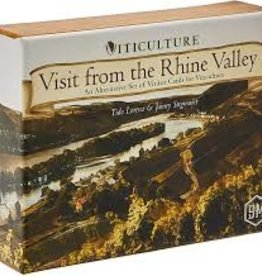 Stone Maier Games Viticulture: Visit From The Rhine Valley
