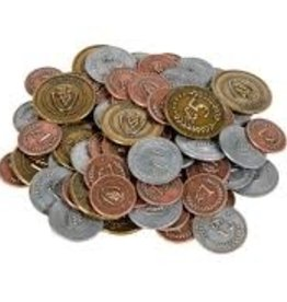 Stonemaier Games Viticulture/ Tuscany: Metal Coins