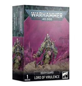 Games Workshop Warhammer 40,000: Lord of Virulence