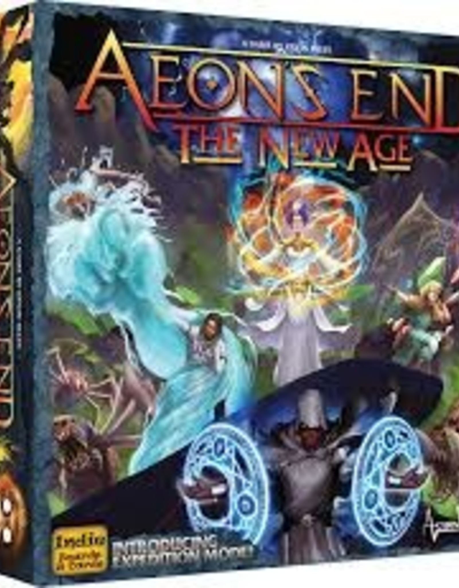 Indie Boards & Cards Aeon's End: The New Age