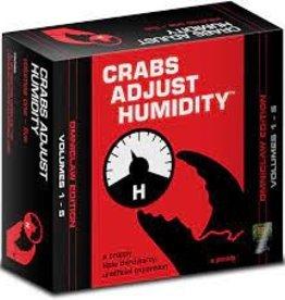 Crabs Adjust Humidity: Omni Claw Edition